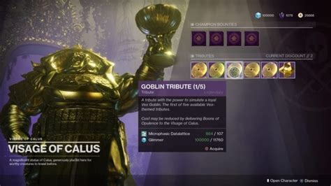 Destiny 2's Tribute Hall: How to cheese and complete