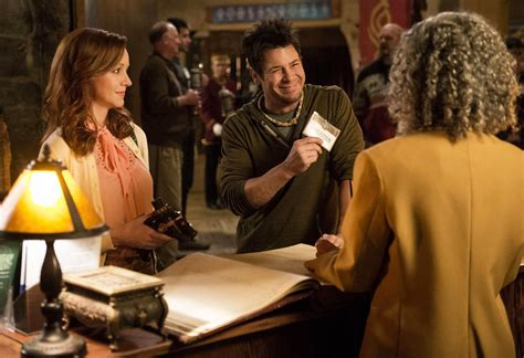 The Quest - Die Serie: Bild Christian Kane, Lindy Booth