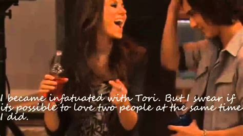 Beck/Jade/Andre/Tori HAPPILY NEVER AFTER Victorious