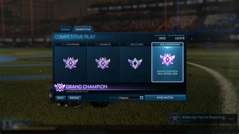 This is the first season that I'm proud of my ranks