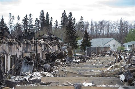 Is Climate Change A Factor In Fort McMurray Wildfire