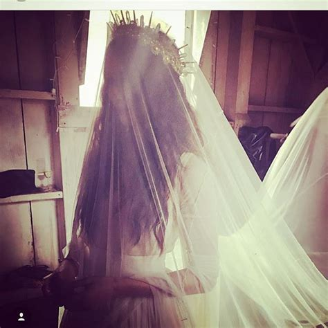 If I could I would wear a veil every day