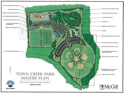 County accepts, matches grant for Town Creek Park | News