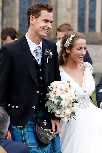 Andy Murray and Kim Sears marry at Dunblane Cathedral