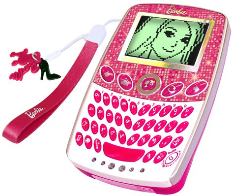 Barbie Pocket Learner is a BlackBerry for Young Girls