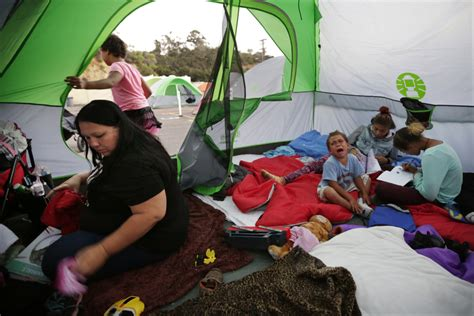 Tents considered blessing for homeless in San Diego | The