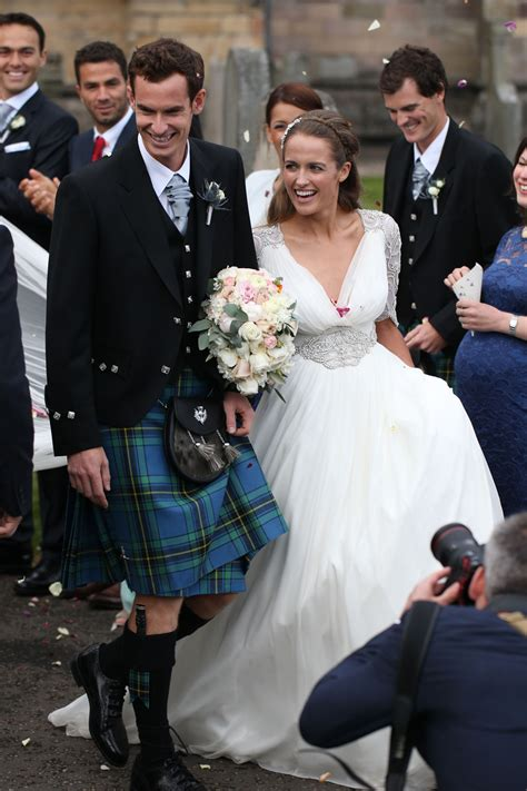 Andy Murray And Kim Sears Expecting First Baby