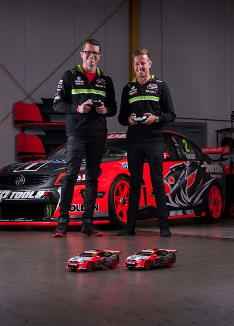 2016 Licence of the Year – Holden Racing Team from TPF