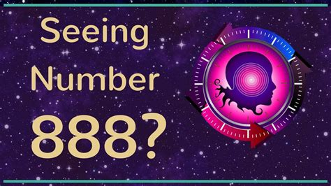Numerology 888 Meaning - Angel Number 888 - YouTube