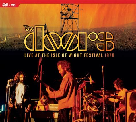 THE DOORS: Live At The Isle Of Wight Festival 1970 Due In