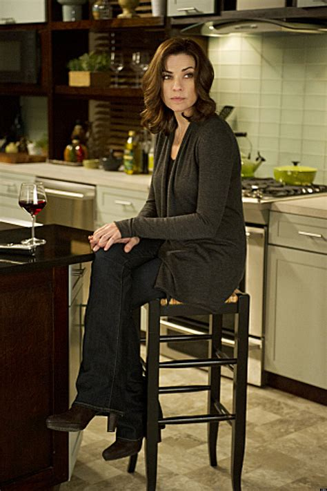 'The Good Wife' Recap: 'Two Girls, One Code' And An Affair