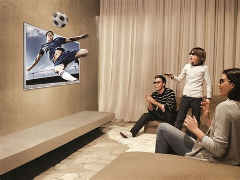 3D streaming is coming to your smart TV   TechRadar
