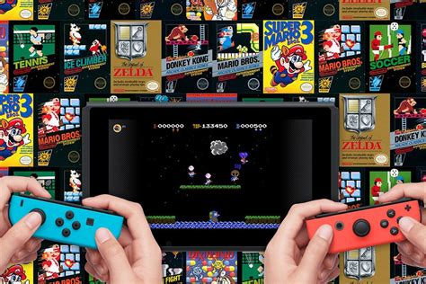 Nintendo Switch Online service will launch with 20 NES