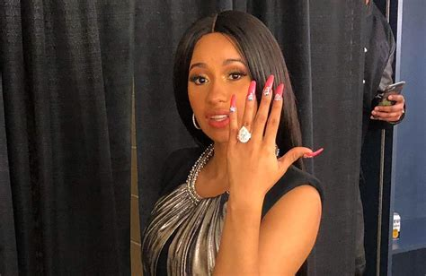 Offset Dropped Over $500k On Cardi B's Engagement Ring
