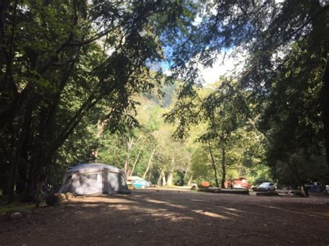 Fernwood Campground And Resort In Northern California Is