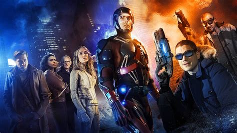 DC Legends of Tomorrow - Posters publicitaires - Game-Guide
