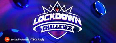 Poker Lockdown Challenge at Tonybet - Join action and stay