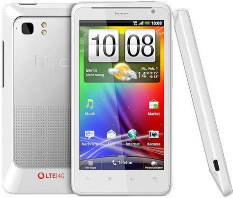 Germany to receive HTC Velocity with Vodafone 4G LTE