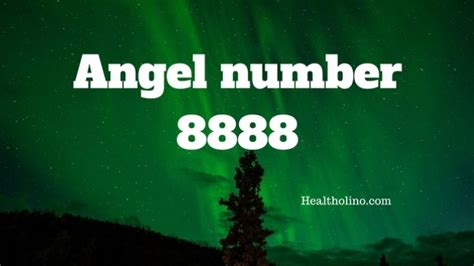 Angel Number 8888 – Meaning and Symbolism